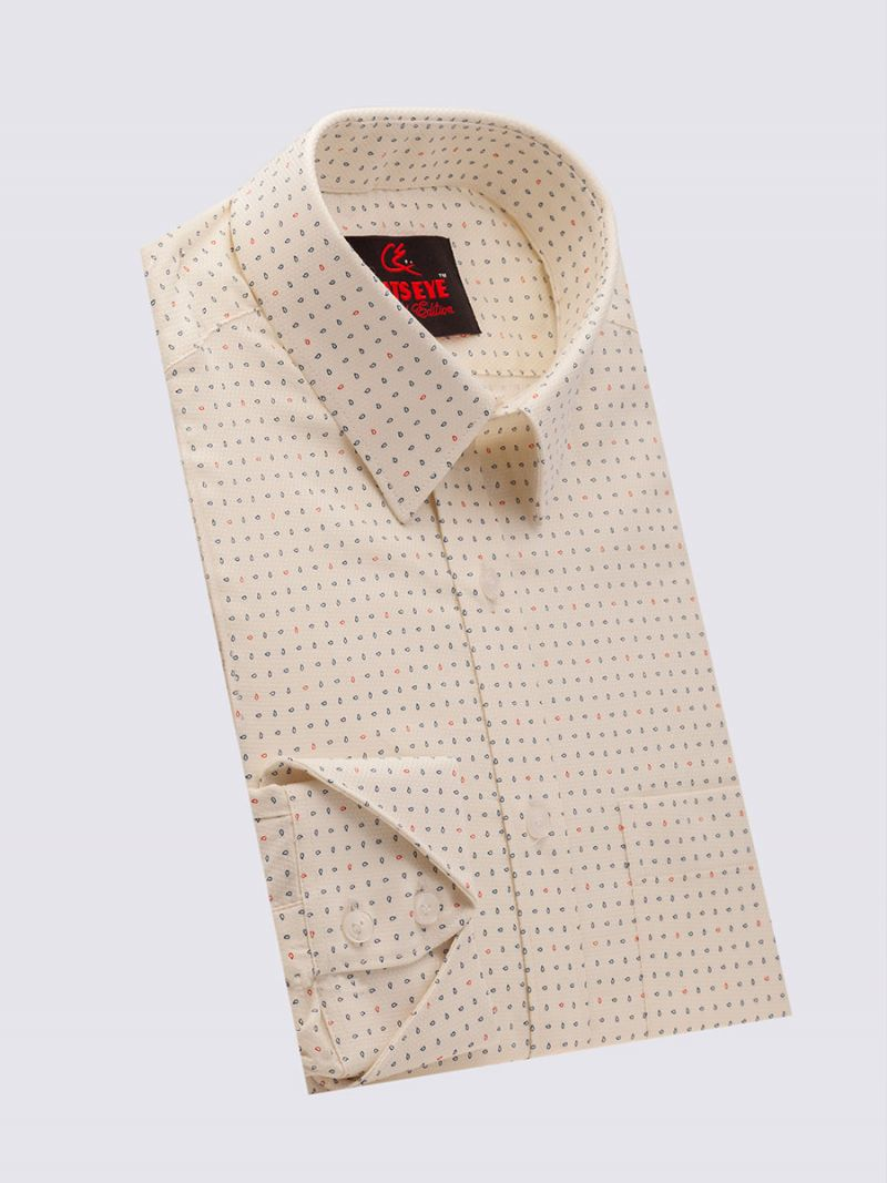 Printed Exclusive Formal Shirt