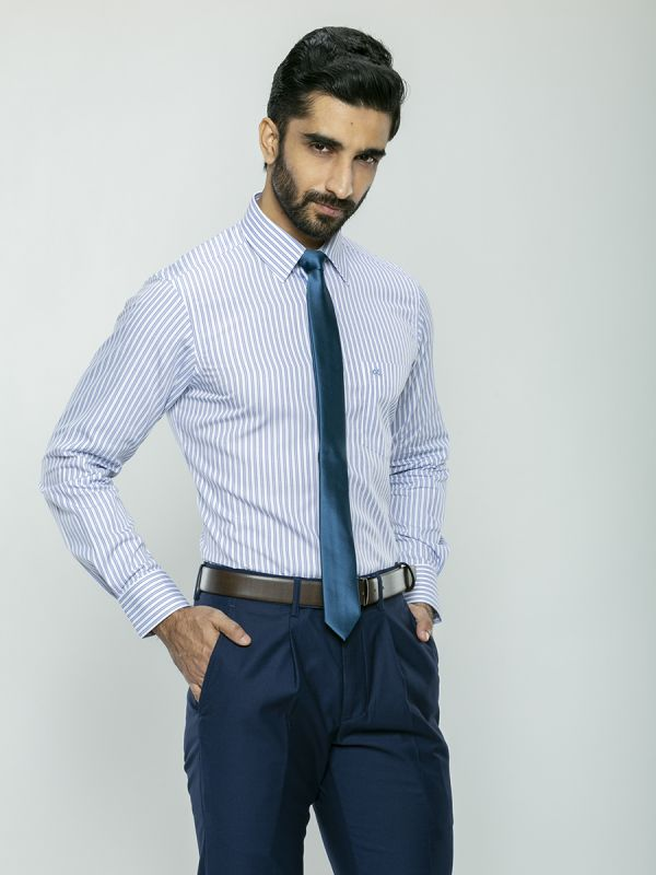 Single Pocket Formal Shirt